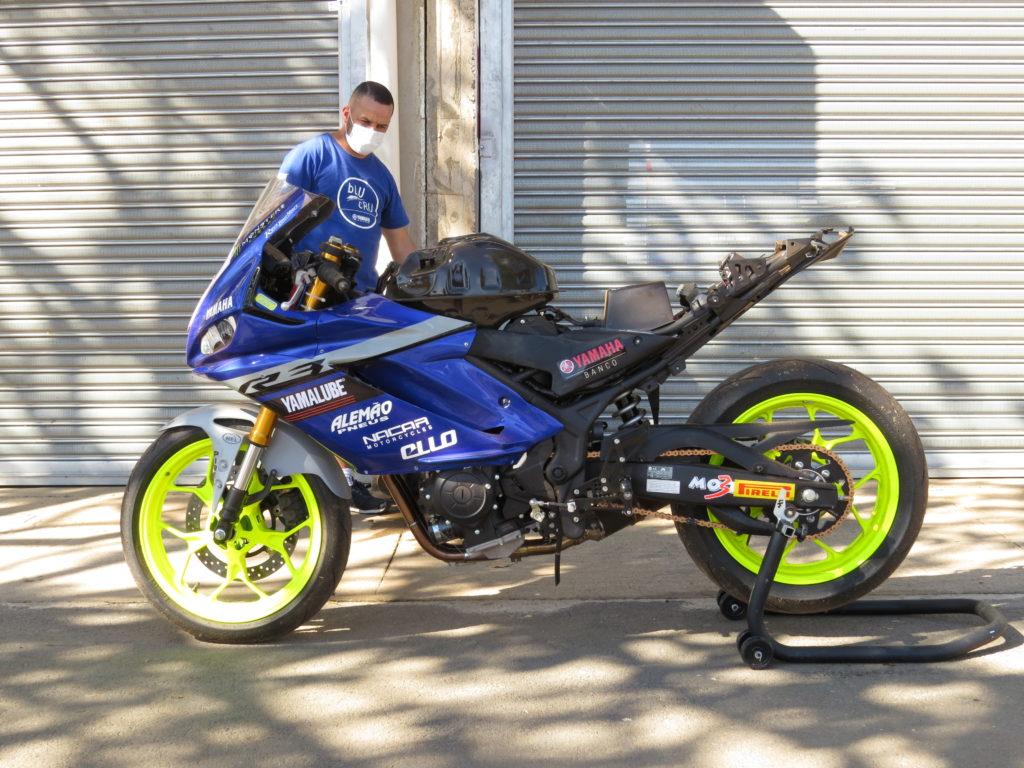 R3 da Yamaha